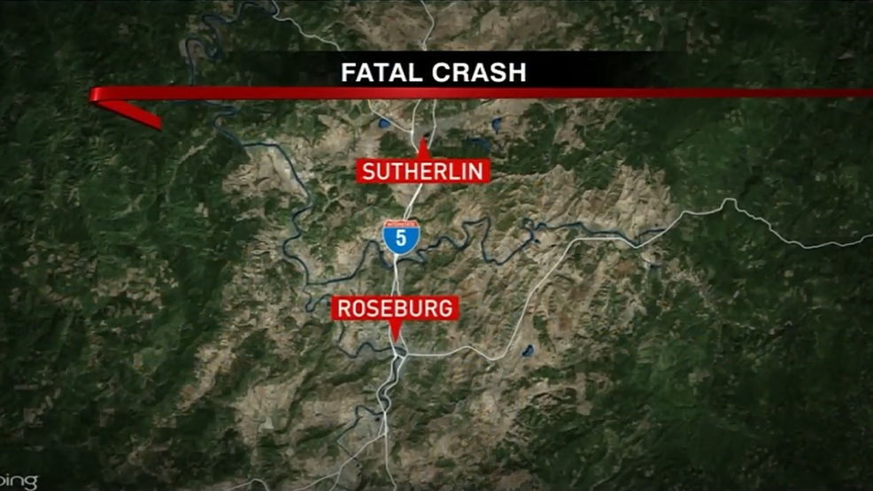 Myrtle Creek woman dies in Hwy 138E crash in Douglas County | KPIC