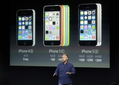 The iPhone 4s will also get a price drop...down to zero according to Phil Schiller, Apple's senior vice president of worldwide product marketing.