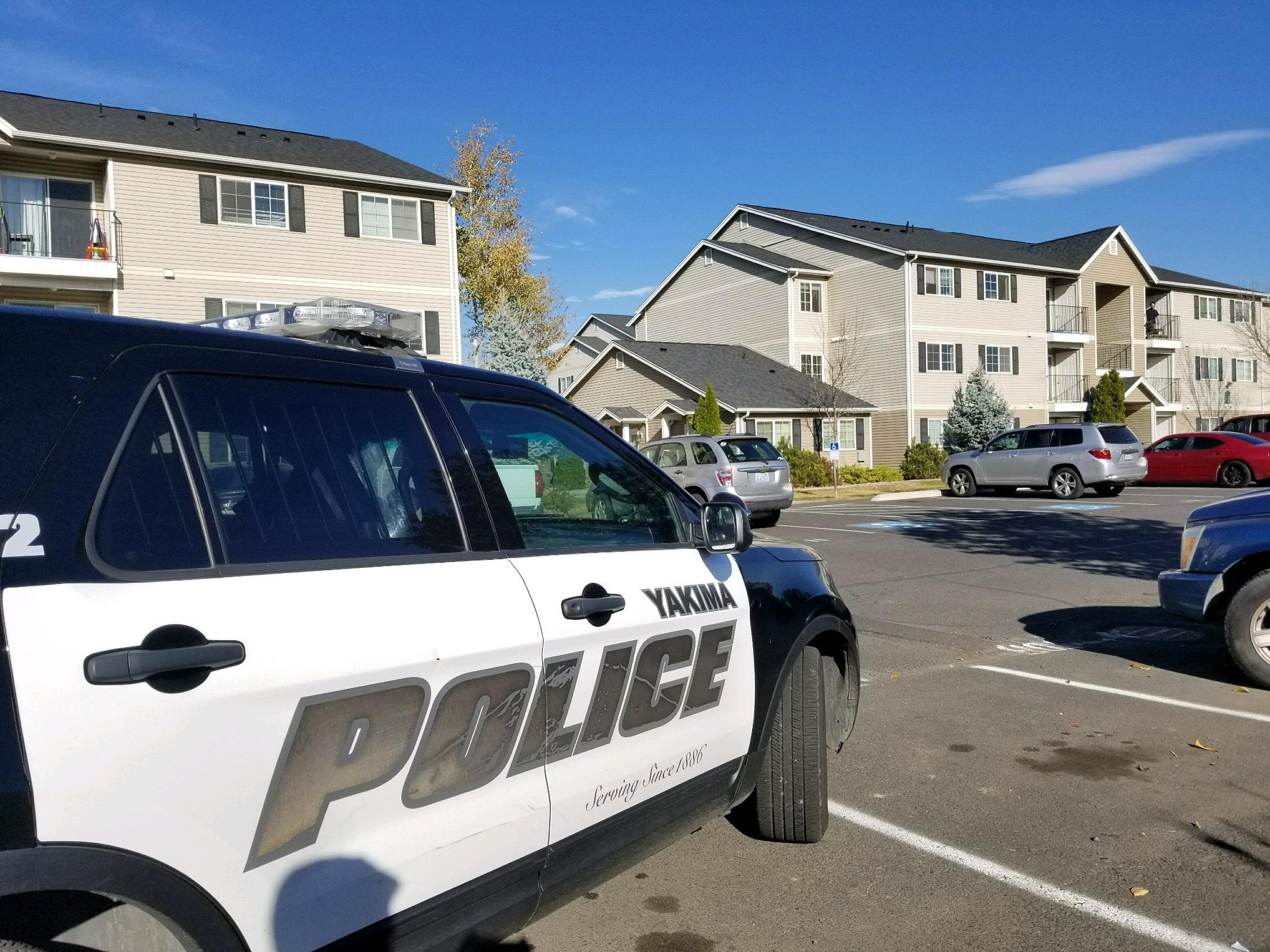 Police: One person shot at South Fair apartment complex