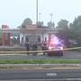 Police shoot, kill armed robbery suspect at Checkers in Clinton