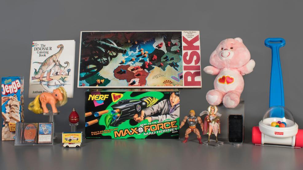 Care Bears, Jenga top among 2019 finalists for Toy Hall of Fame
