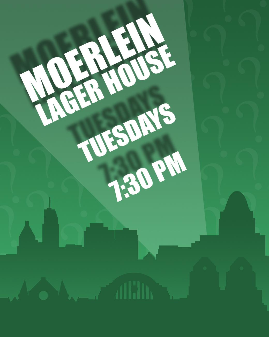 Moerlein Lager House has trivia every Tuesday starting at 7:30 PM. ADDRESS: 115 Joe Nuxhall Way (45202) / Image: Phil Armstrong, Cincinnati Refined // Published: 8.30.17