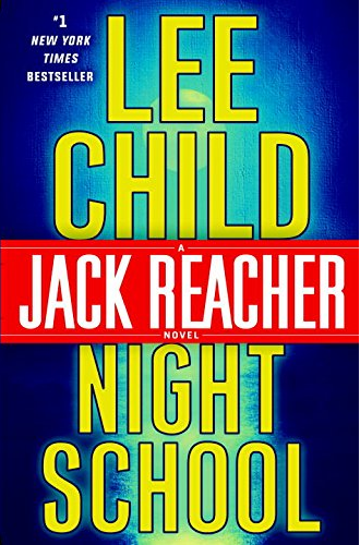 #8. Night School: A Jack Reacher Novel by Lee Child  Amazon announced the best-selling books of 2016 earlier this week! How many have you read? (Image: Amazon.com)