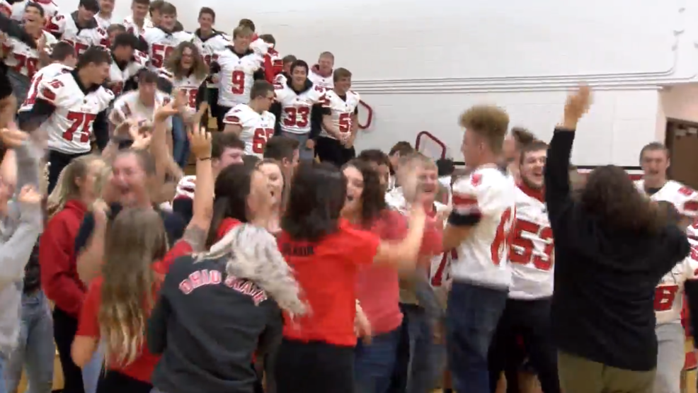 10.22.19 Team of the Week, Bellaire Big Reds