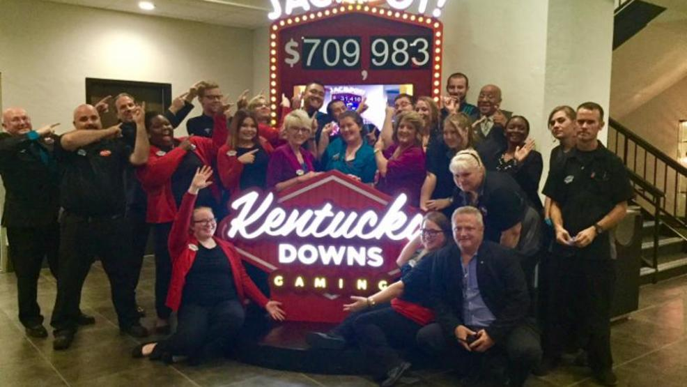 Kentucky Downs patron wins over $709,000 on penny machine | WZTV