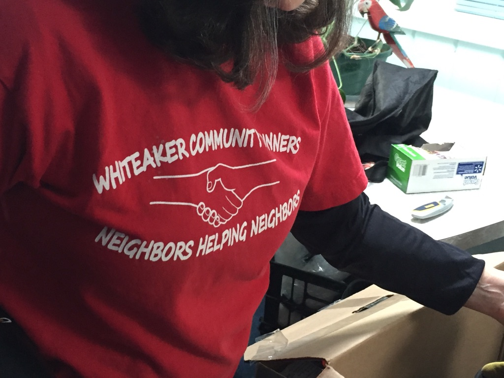 Whiteaker Community Dinner looking for last minute volunteers