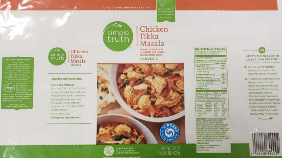 Hometown Auto Sales >> Latest recall hits millions of pounds of food from Kroger, Trader Joe's, 7-Eleven | KHQA