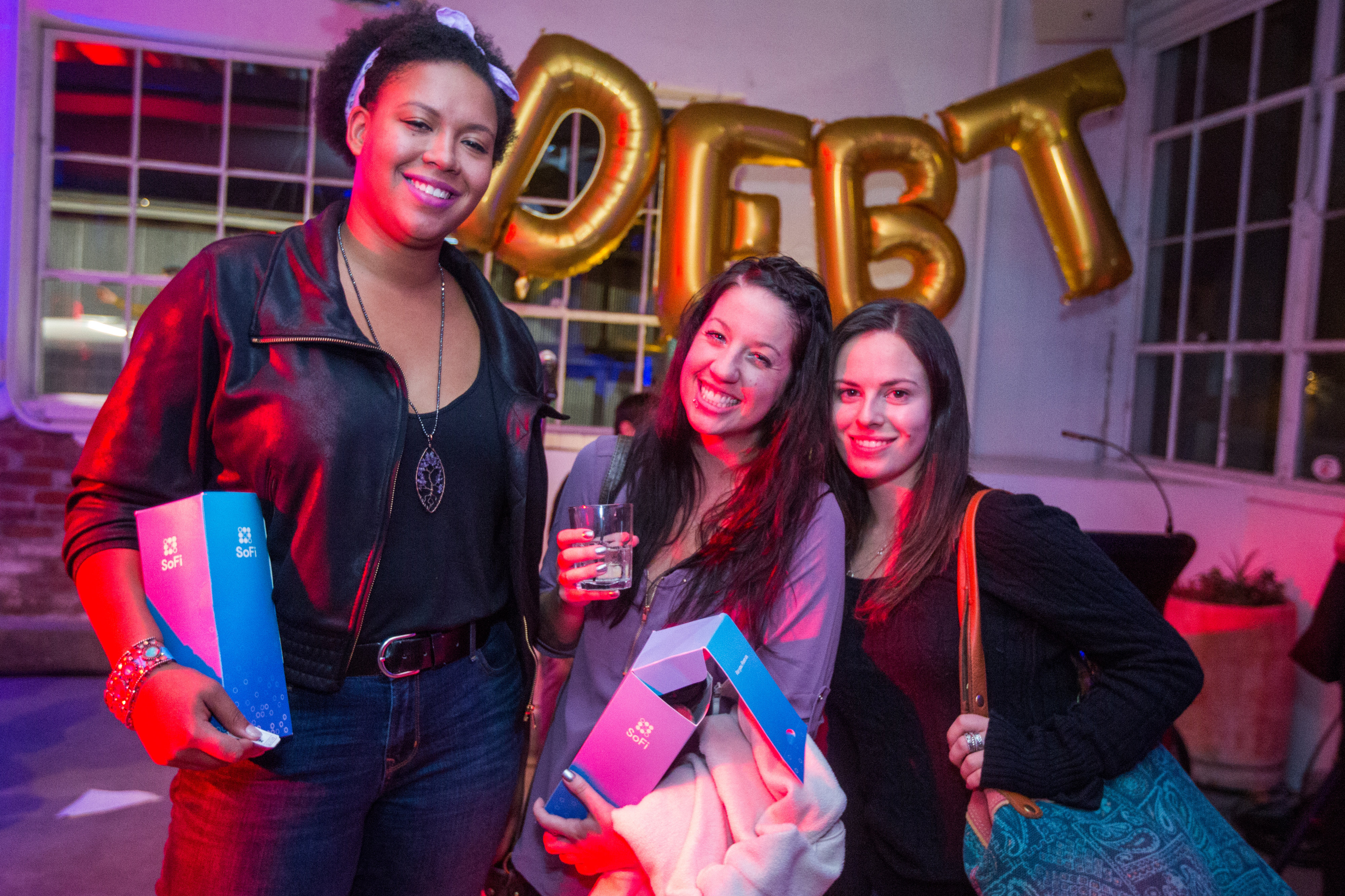 "SoFi, an online personal finance company, is bringing their popular ""Debt After Dark"" series to D.C. on June 21 and throwing a free party at District Winery for anyone with student loans who is 21 and over. (Image: Danielle Lirette)"