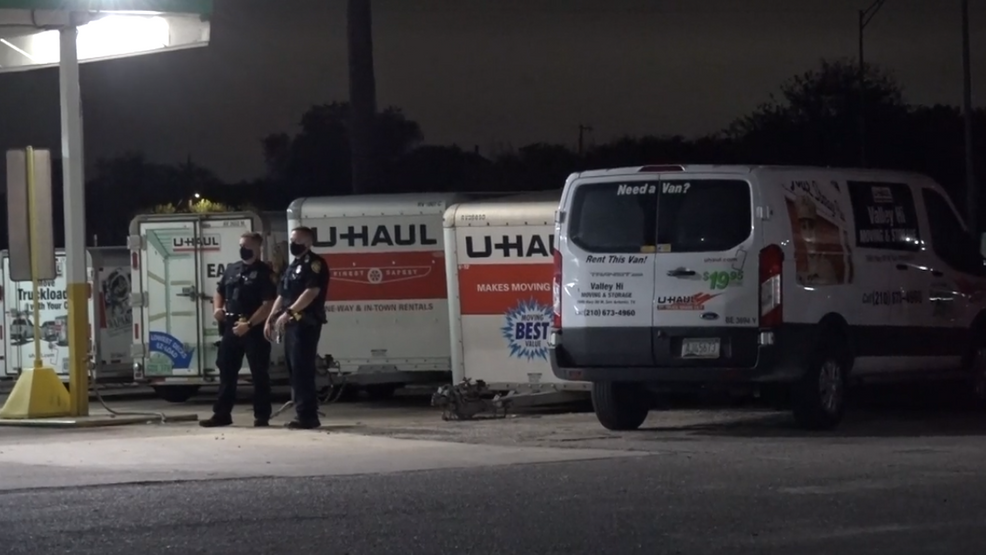 Burglar steals U-Haul truck