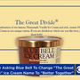 Texas mixed-race family asks Blue Bell to change 'The Great Divide' flavor name