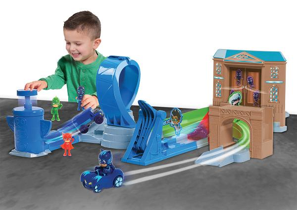 PJ Masks Rival Racers Track Playset/Photo courtesy of the Toy Insider