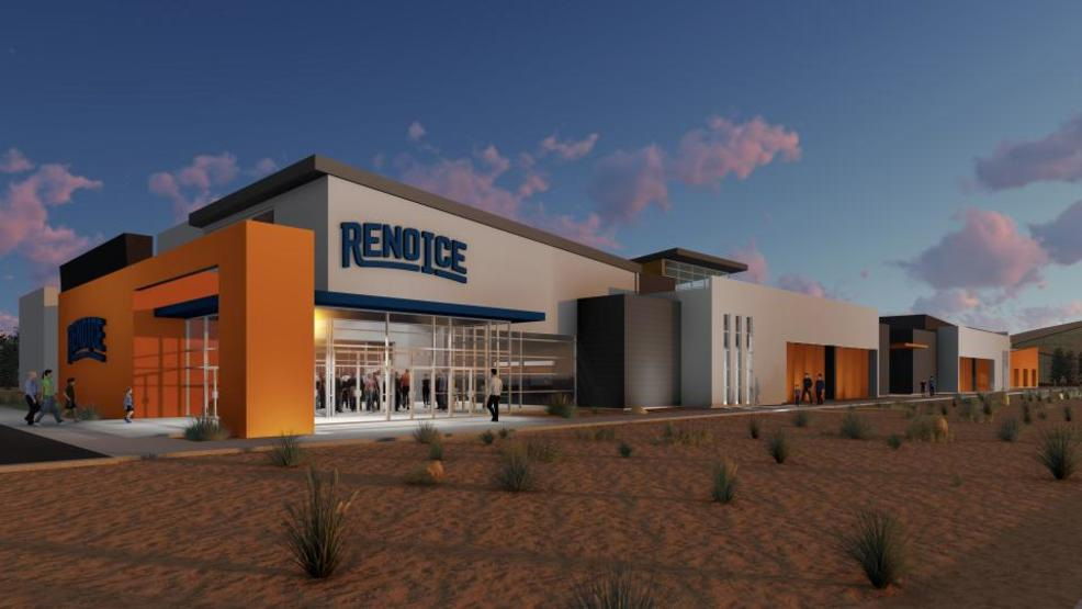 The long-awaited for $9.5 million Reno Ice project will break ground in March