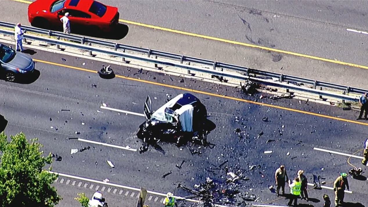 LISTEN: Police release 911 tapes after wrong-way crash kills 2 on Rt. 50 in Md. (SkyTrak7)