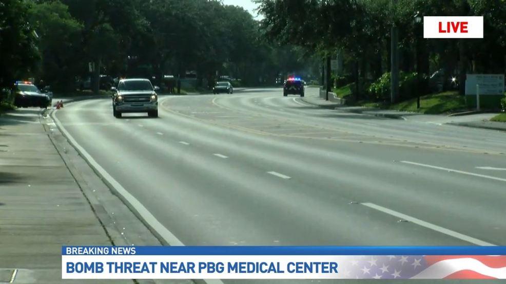 Police investigate bomb threat in Palm Beach Gardens | WPEC