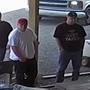 Police searching for persons of interest after items taken from business near Vassar