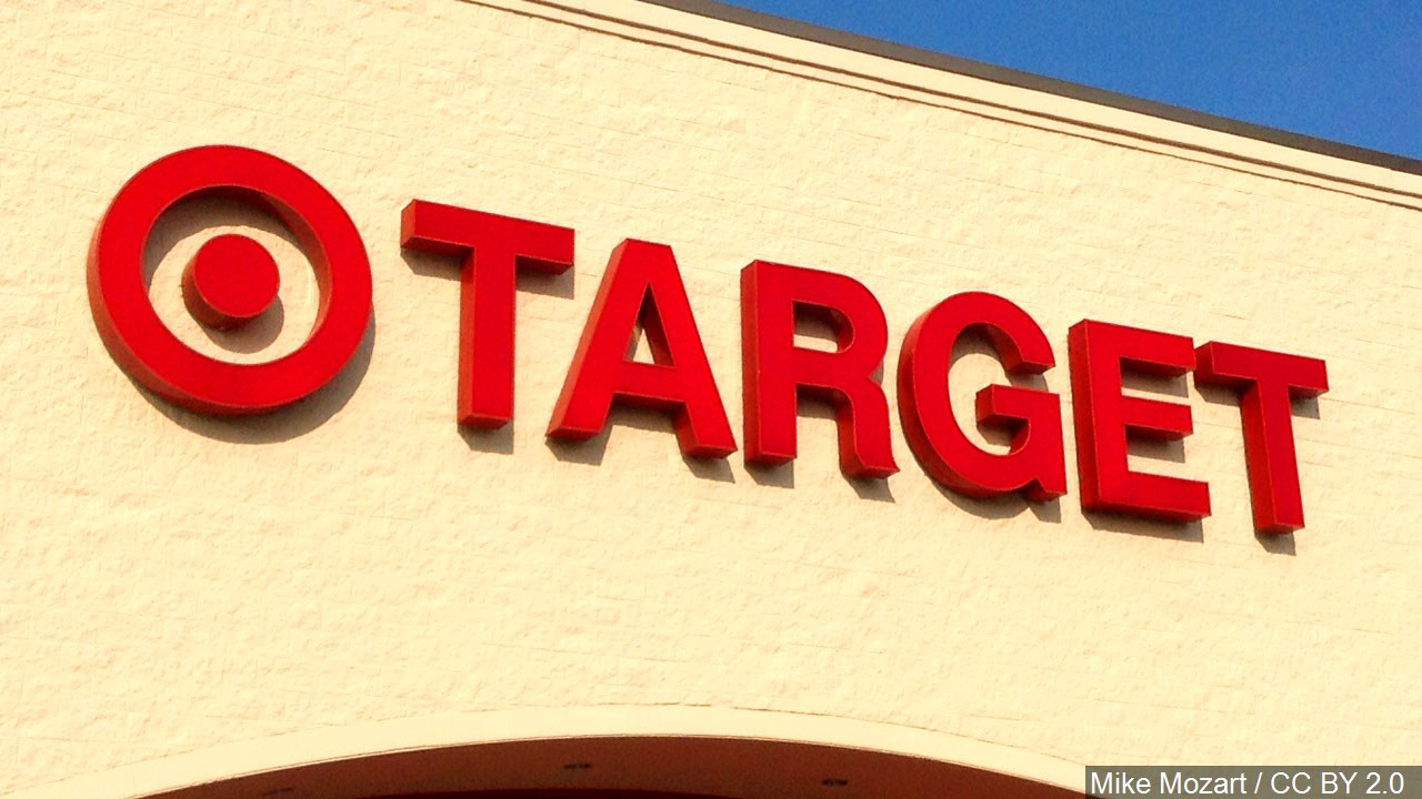 FILE: This undated image shows the outside of a Target store. Target is America's second-largest general merchandise retailer. (MGN)