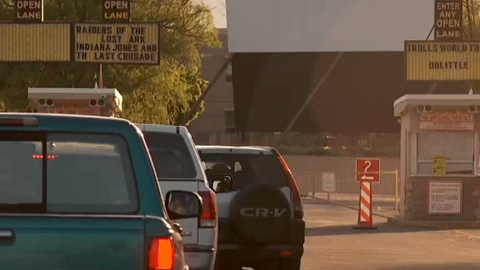 More Utahns Head To Drive In Movie Theaters With Another Now Open Kjzz