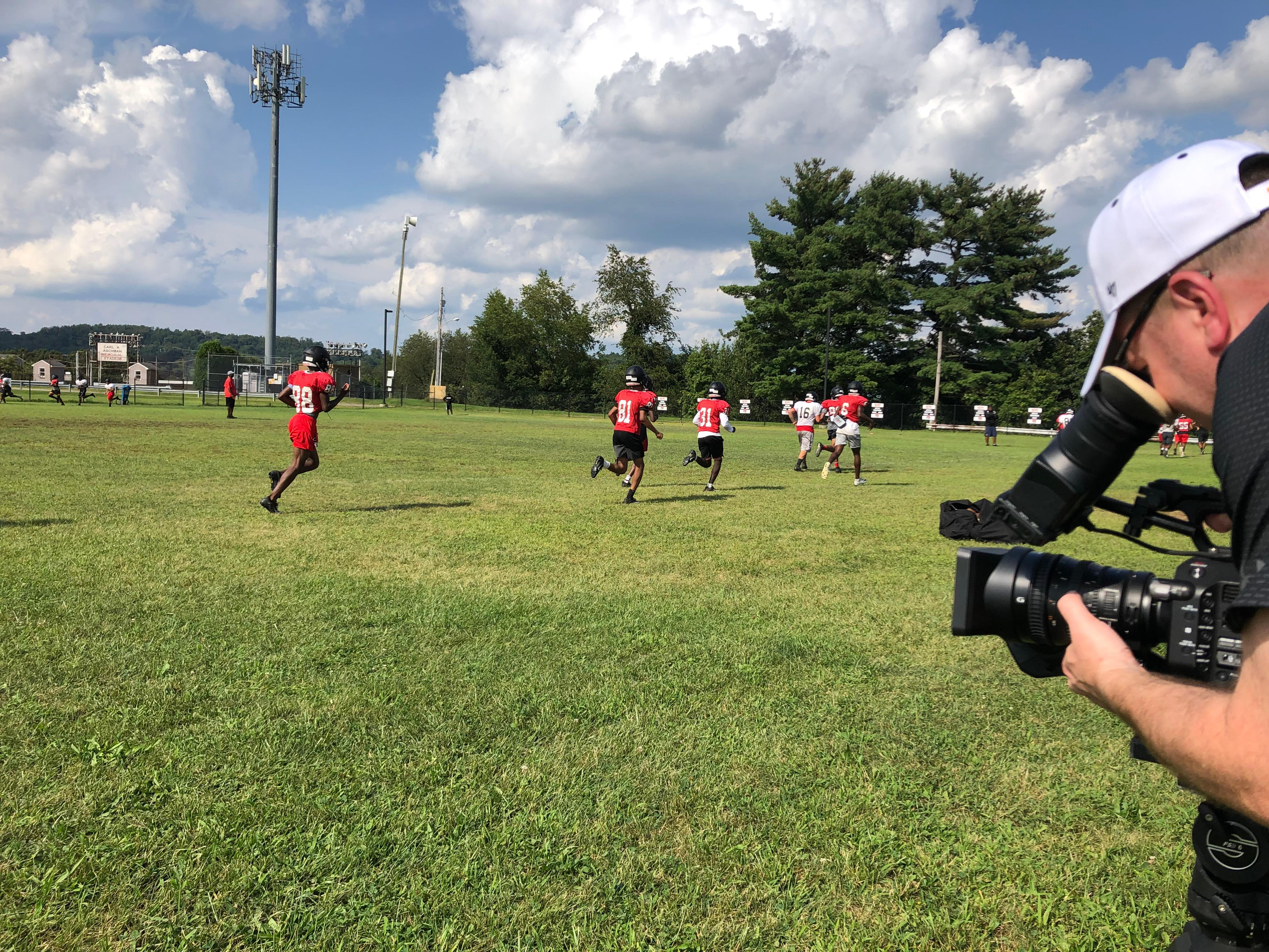 "22 the Point videographer Chris Nicholson visits a recent Aliquippa practice.{ }Watch the AHN Friday Night Rivals powered by IGS Energy ""Kickoff Special"" Aug. 23 at 7 p.m. on 22 the Point."