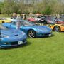 "Corvette car show to benefit ""Make-A-Wish"""