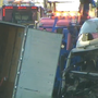 Deadly semi-truck accident on I-55