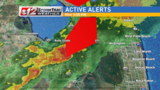 Tornado Warnings issued in our area
