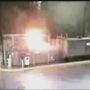Lightning strikes 3,000-gallon gas tank in Lyons