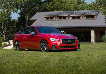 Infiniti recalls Q50, Q60 over stalling concerns