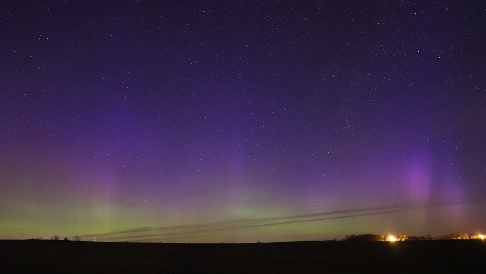 Northern lights possible Friday night | KOMO