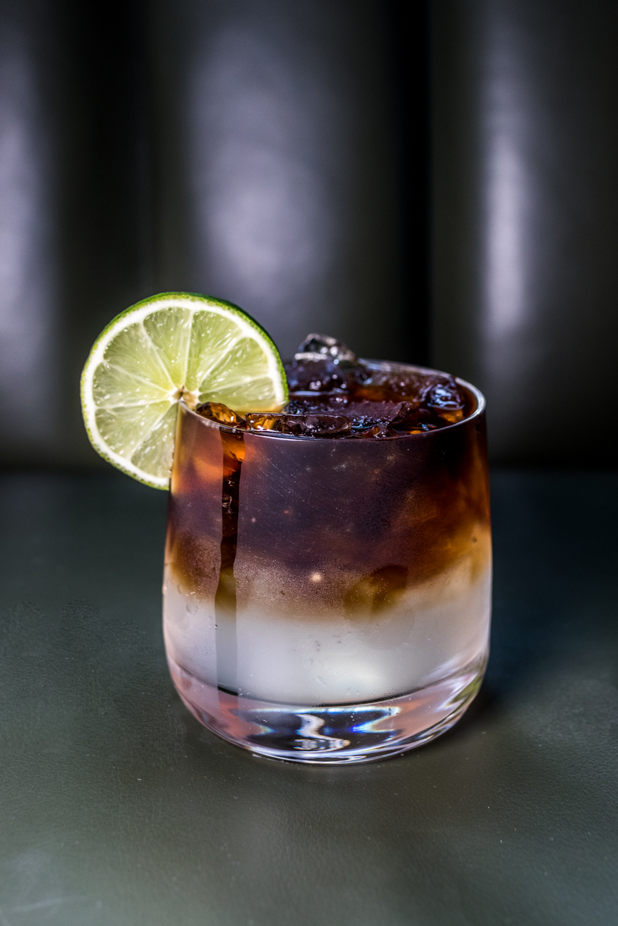 Dark & Stormy: rum and ginger beer / Image: Catherine Viox{ }// Published: 6.29.20