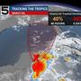 Chances increasing for tropical development over the holiday weekend