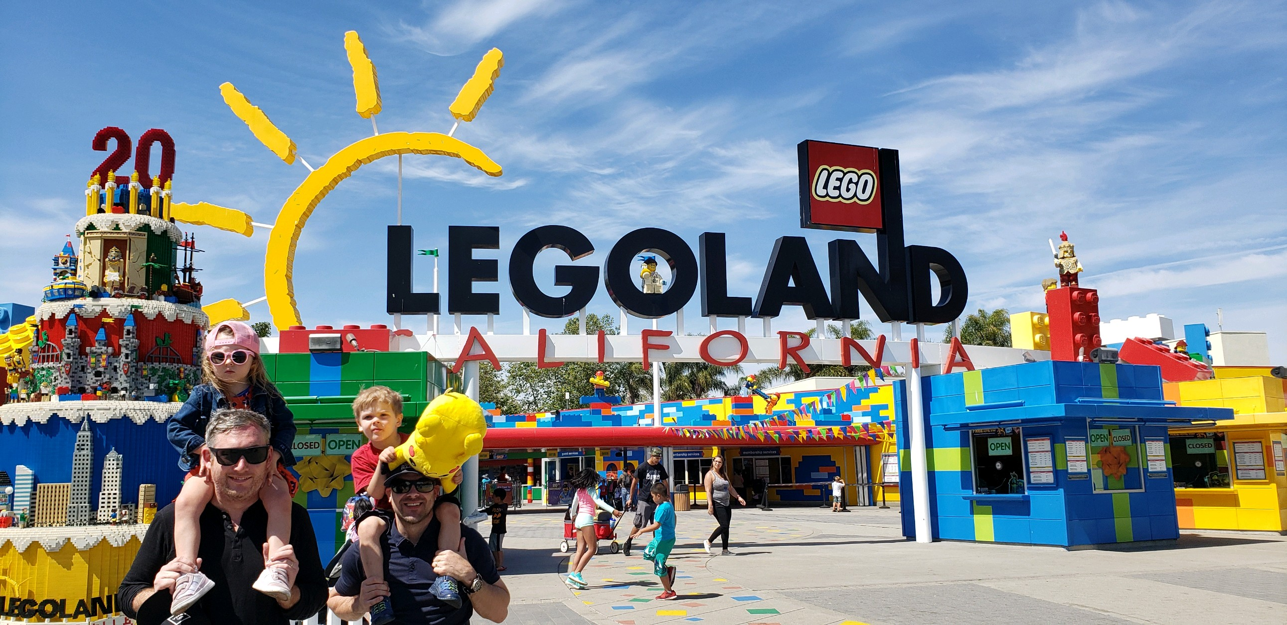 <p>Lego Land isn't just for kids - it's a trip and ultimate experience dad and the entire fam will love.{&nbsp;} {&nbsp;}It's a quick trip for Seattle based families and there is a resort on-site. (Image: Kate Neidigh){&nbsp;}</p><p></p>