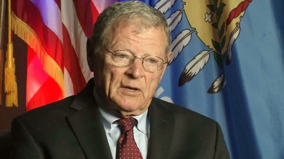 Sen. Inhofe praises Trump's decision to withdraw from climate deal | KTUL