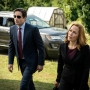 David Duchovny and Gillian Anderson return for 'The X-Files' audiobook