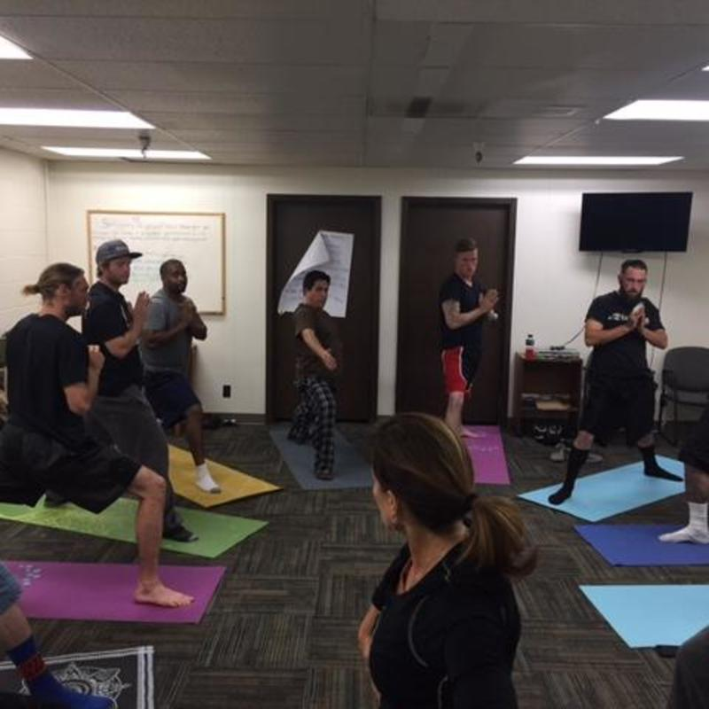 Local Program Helps At Risk Youth Through Yoga Krnv