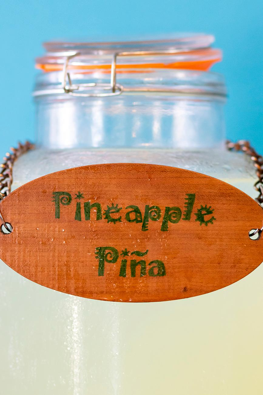 Pineapple Piña / Image: Allison McAdams{ }// Published: 8.20.19