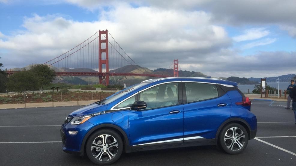 weird things on 2017 Chevrolet Bolt EV | KLEW