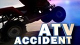 Brookfield man hurt when ATV overturns backwards