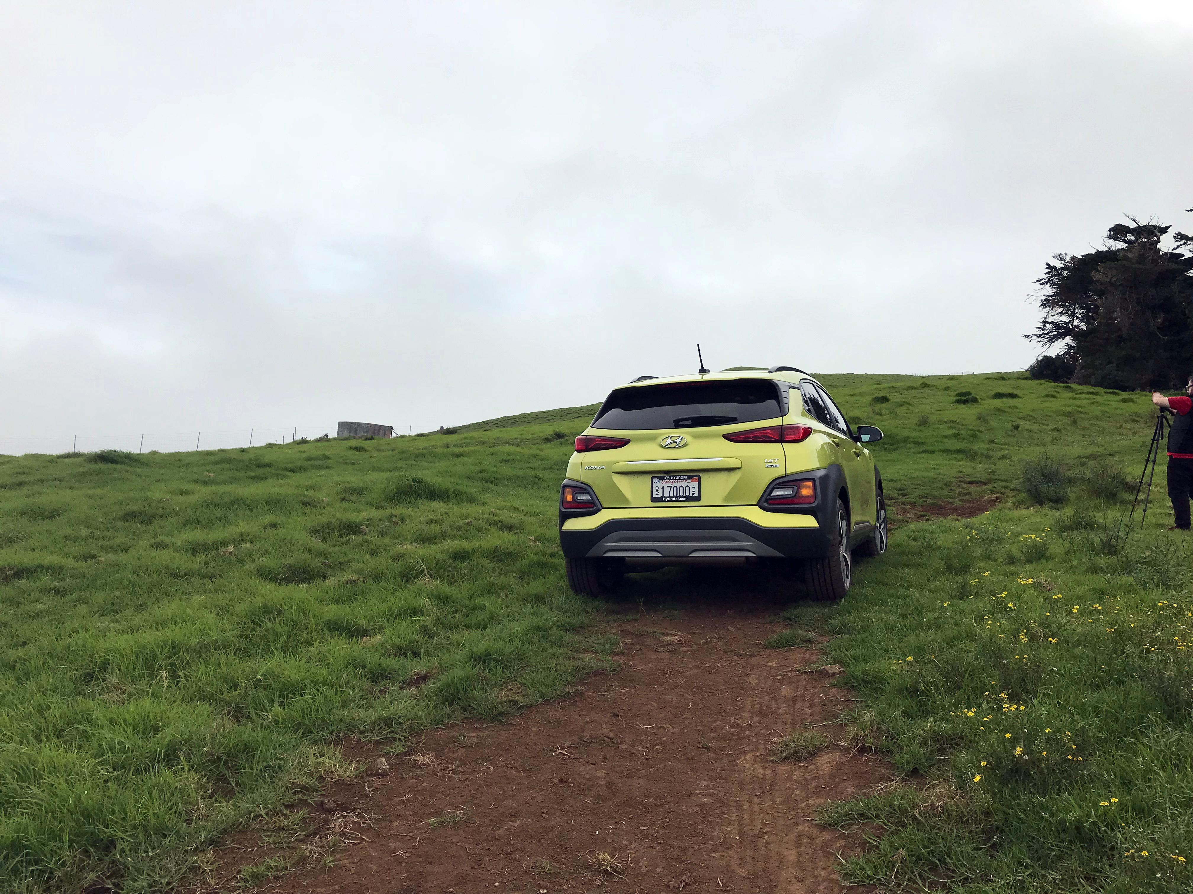 2018 Hyundai Kona (Sinclair Broadcast Group / Jill Ciminillo)
