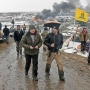 Dakota Access oil pipeline camp cleared of protesters