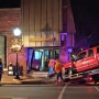 UPDATE: Vehicle crashes into Hannibal Courier-Post, driver cited