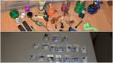 Sheriff: 'Significant amount' of narcotics found at Castlewood home, six arrested