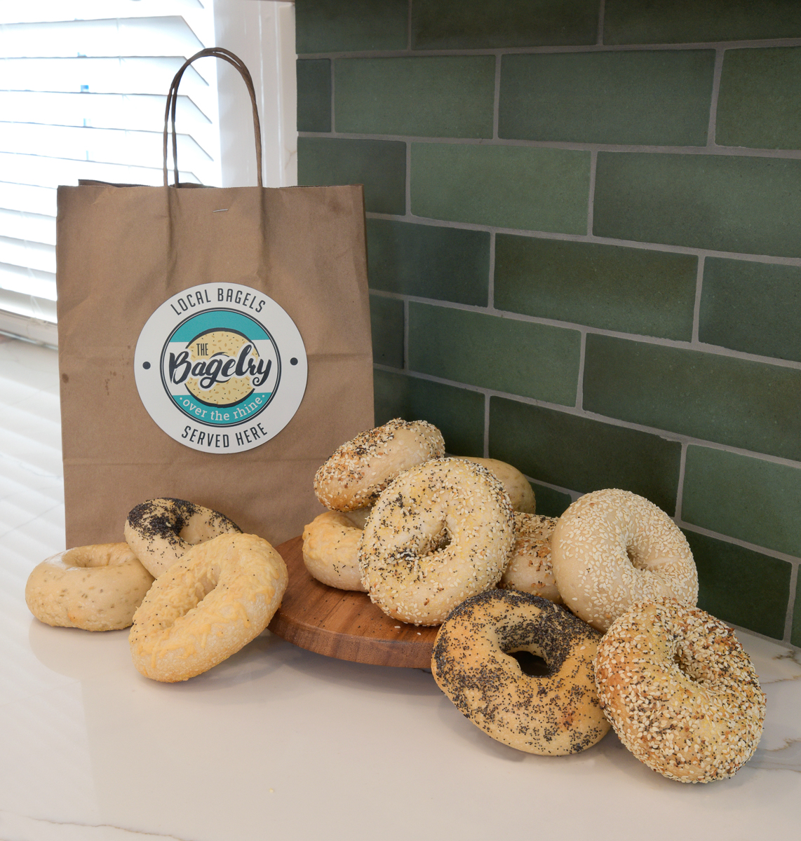 "Richard owns{&nbsp;}<a  href=""http://cincinnatirefined.com/eat-drink/the-bagelry-bagels"" target=""_blank"" title=""http://cincinnatirefined.com/eat-drink/the-bagelry-bagels"">The Bagelry</a>{&nbsp;}in Over-the-Rhine. / Image: Daniel Feldkamp // Published: 11.1.20"