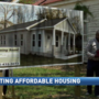 Former drug den becomes new home for affordable housing