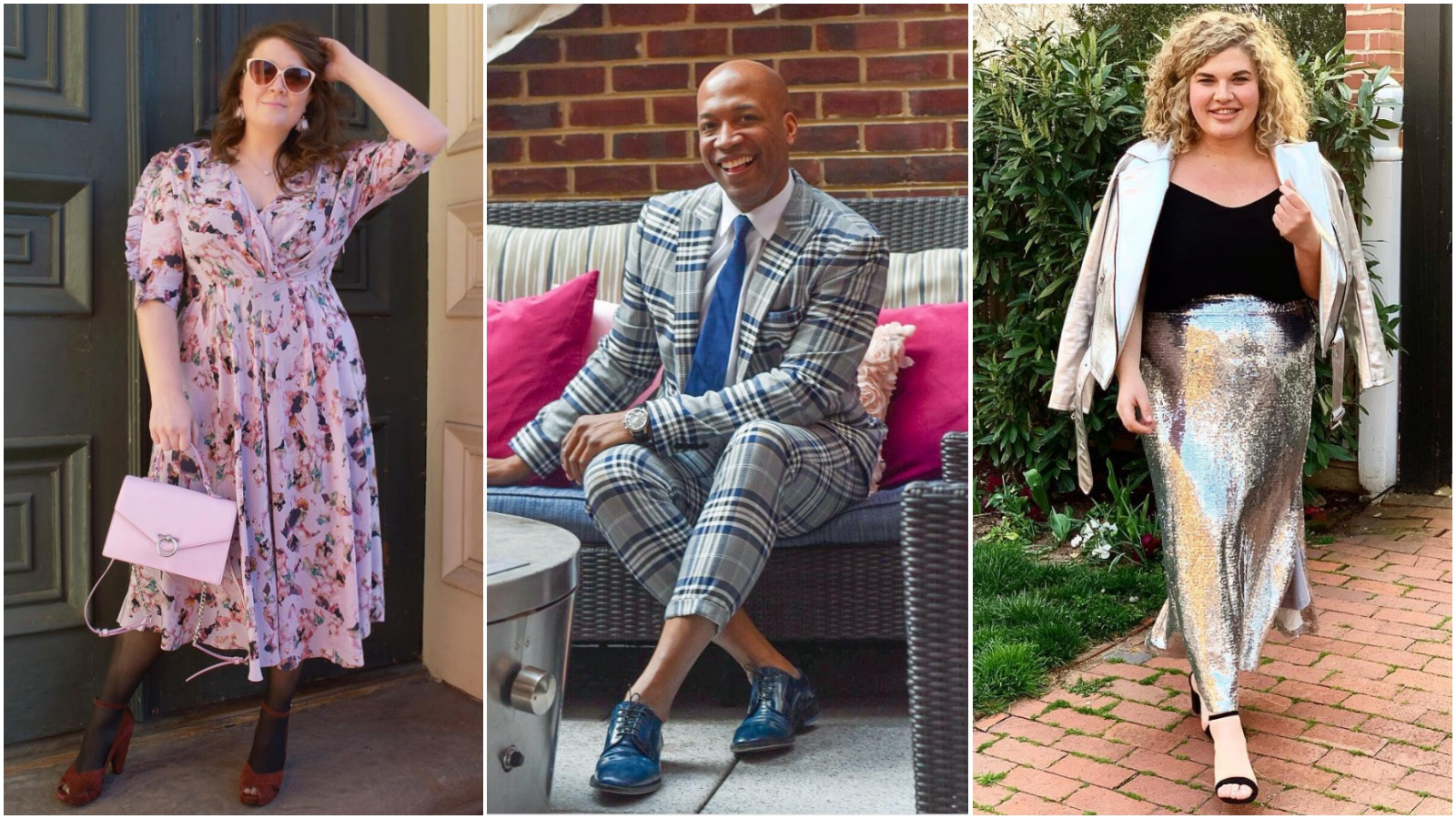 Spring has finally sprung and D.C.'s most stylish bloggers and Instagrammers{ } are inspiring us to banish the dull greys and heavy coats of winter. Here are the best local looks we spotted this month.