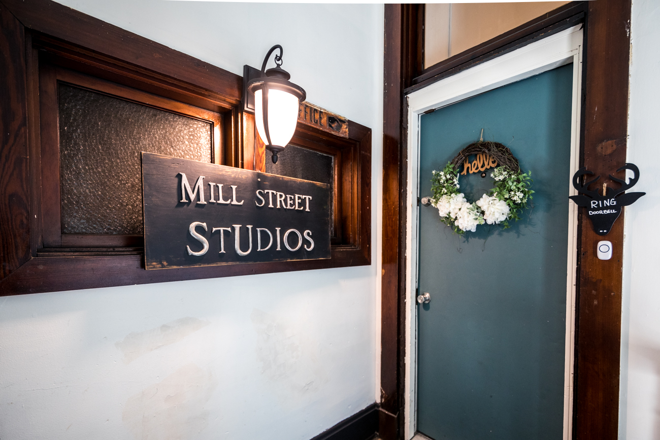 Mill Street Studios is a collection of studio spaces designed for flexible use. Located in Lockland, the studios cater to professional photographers, videographers, and are suitable for all manner of personal events, such as bridal showers and parties. Because the building dates back to 1885, the studios feature uncommon historic details that add character to each one. ADDRESS: 120 Mill Street (45215) / Image: Catherine Viox // Published: 9.19.20