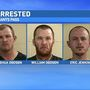 Police arrest 5 suspects on drug charges