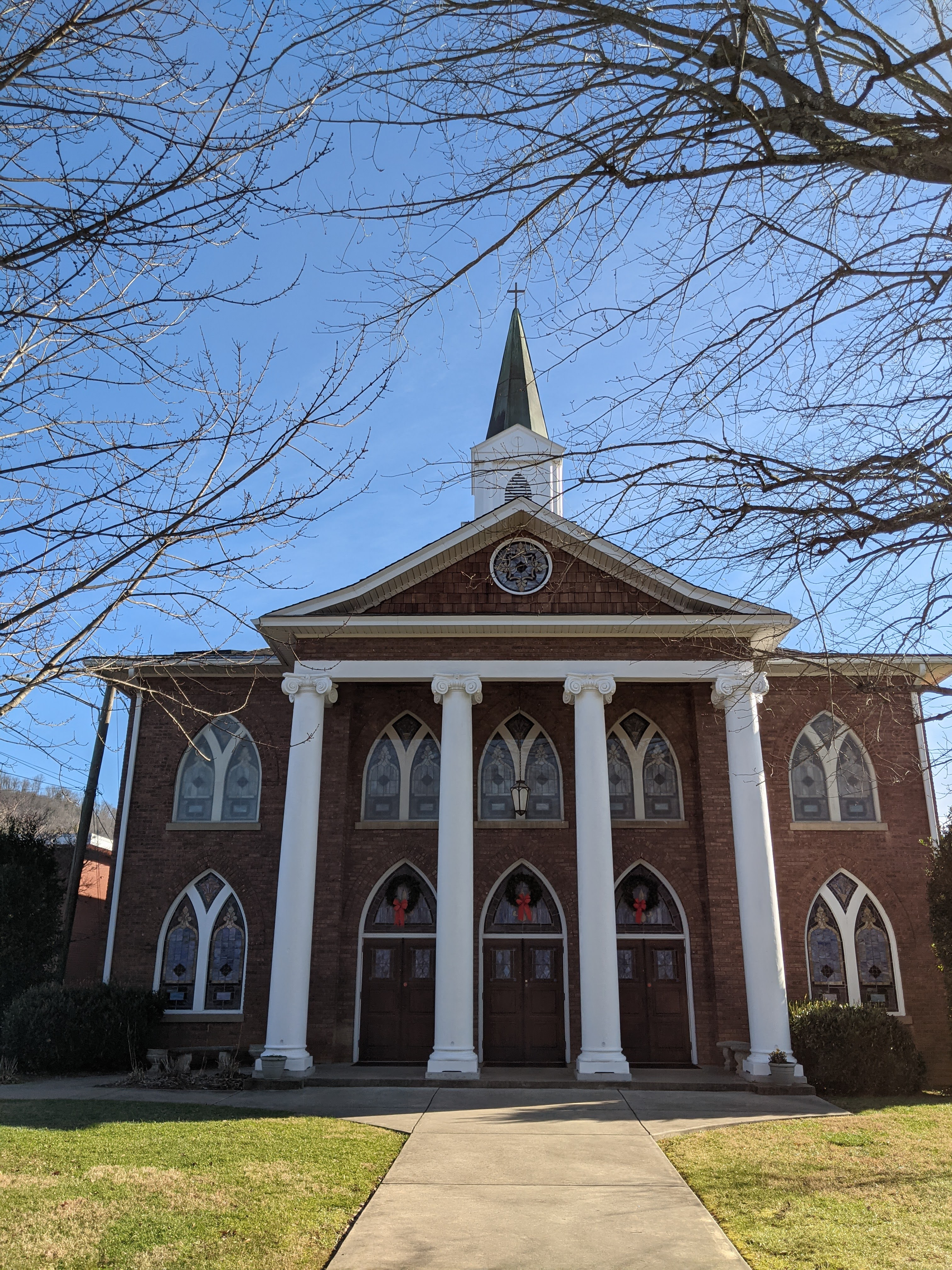 FILE - Weaverville United Methodist Church{ } (Courtesy Weaverville United Methodist Church)