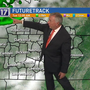 Cold front moving into Tennessee will bring rain, big temperature drops