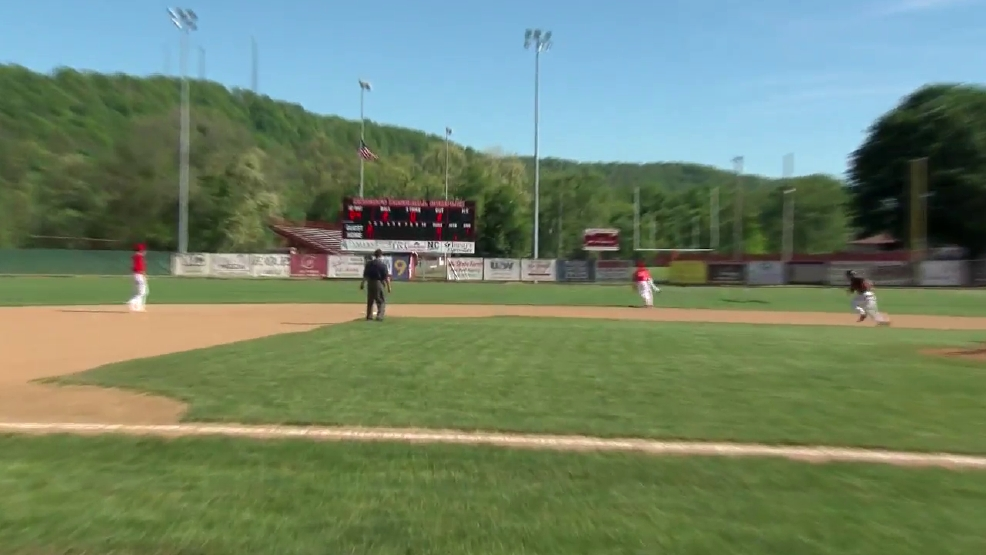 5.15.17 Highlights - Beaver Local vs Steubenville - district baseball semifinal