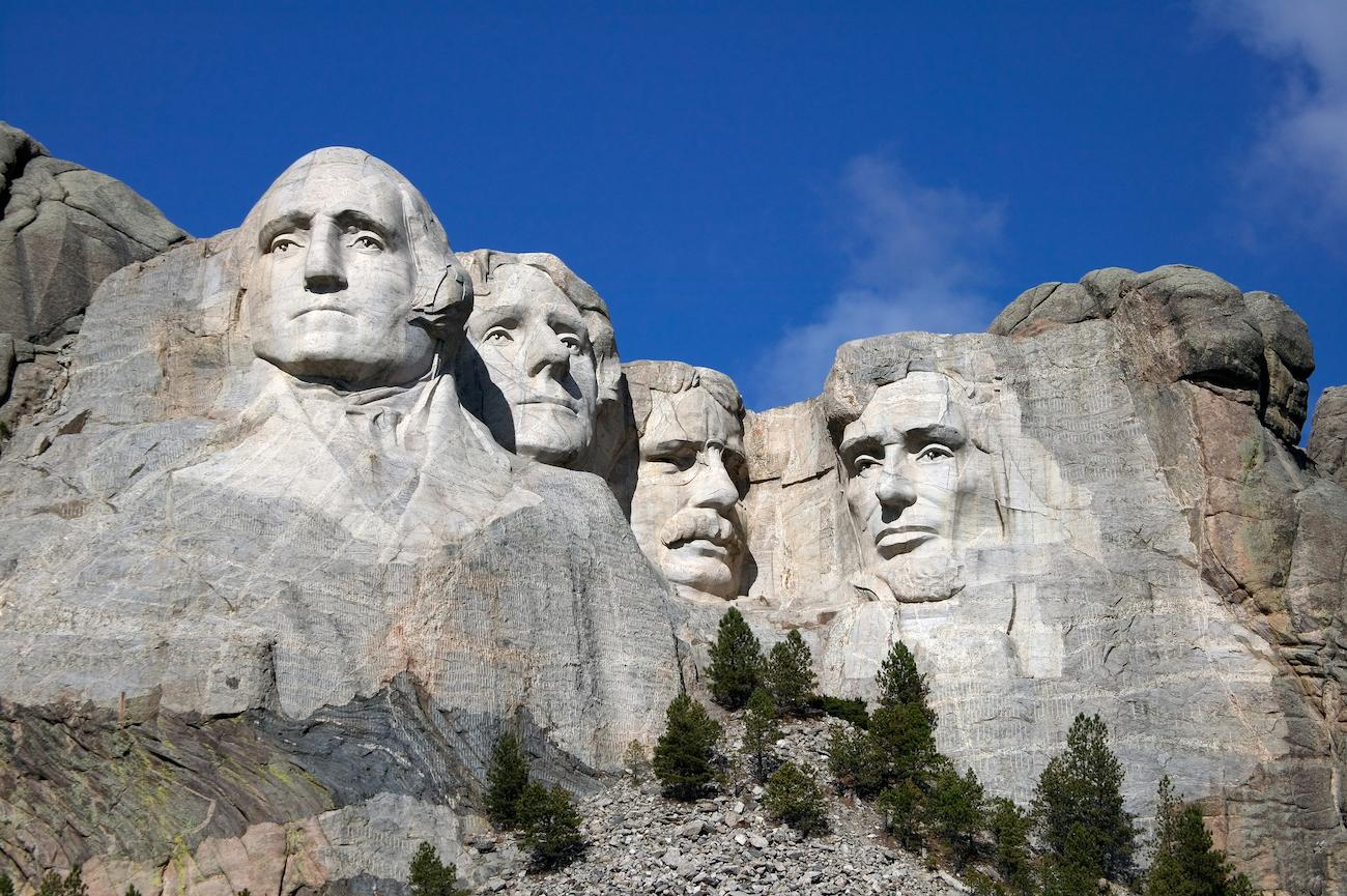Mt. Rushmore / Image: blackestockphoto, via Getty Images // Published: 5.15.19